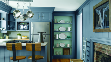 At Home with Gary Sullivan - Painting your kitchen cabinets