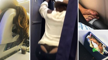 Klinger - Flight Attendant Reveals Disgusting Habits From Passengers