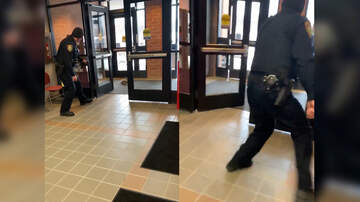 McKay and Donuts - (VIDEO) Squirrel VS Police, Who Wins?