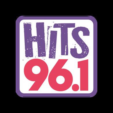 HITS 96.1 logo