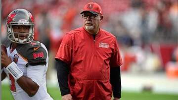 Blobner & Martez - Fan Reaction: Tampa Bay Bucs Hire Bruce Arians w/ Blobner & Martez