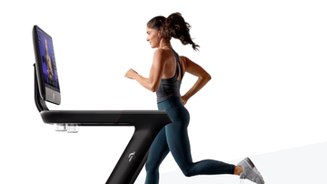 Bobby Bones - Amy Got a Peloton Treadmill from Bobby for Christmas
