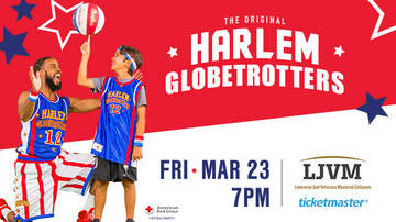 None - The Harlem Globetrotters Winston Salem 2019