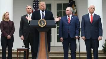 The Joe Pags Show - Trump: Meeting On Ending Shutdown Very Productive