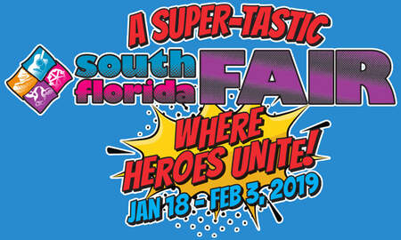 Joel - Free Admission & Rides For First 500 Dressed As Superheroes Thursday