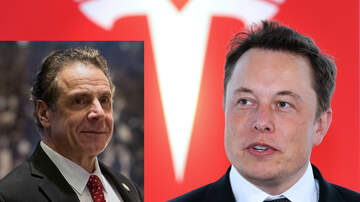 Local News - Gov. Cuomo Asks Tesla for Help With NYC Subway
