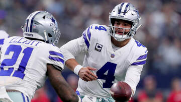 Dallas Cowboys - Cowboys, Seahawks Playoff Clash