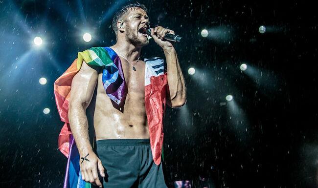 Imagine Dragons' Dan Reynolds Raises $100,000 For LGBTQ+ Organizations