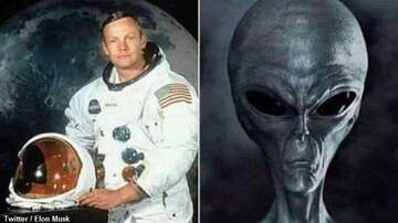Coast to Coast AM with George Noory - Elon Musk Shares Odd Alien Meme