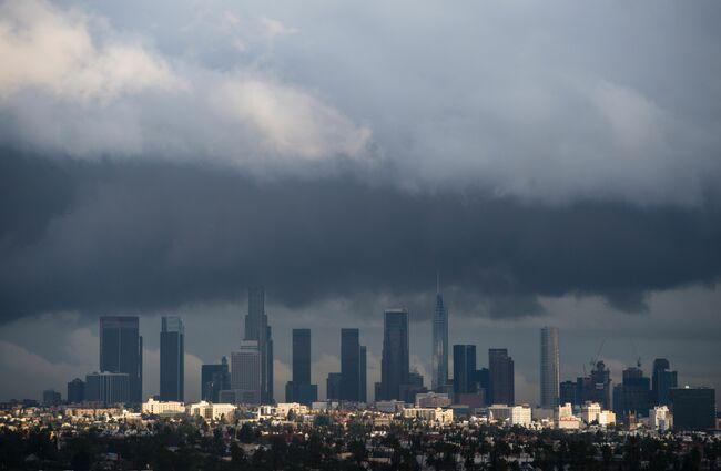 storm coming to los angelesa