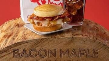 Mark Blazor - Foodie Friday: Blazor and Josh try the Wendy's bacon maple chicken sandwich