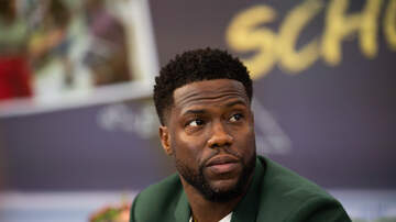 Entertainment - Kevin Hart Talks Oscars Controversy & If He Would Ever Host If Asked Again