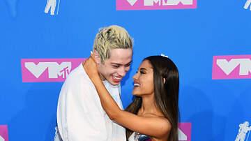 Ani - Pete Davidson's First Reaction To Ariana Grande's Thank U, Next
