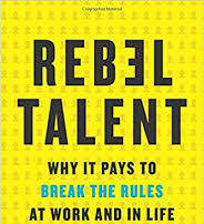 KOA Q&A with Ed Greene - Rebel Talent: Why It Pays to Break the Rules at Work and in Life.