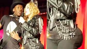 Kyle McMahon Blog - Madonna Responds To Those Butt Implant Rumors