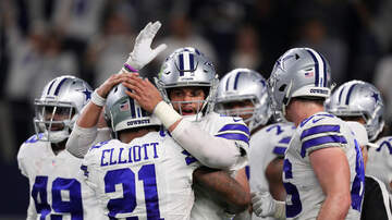 Dallas Cowboys - NFL Divisional Round Set For This Weekend