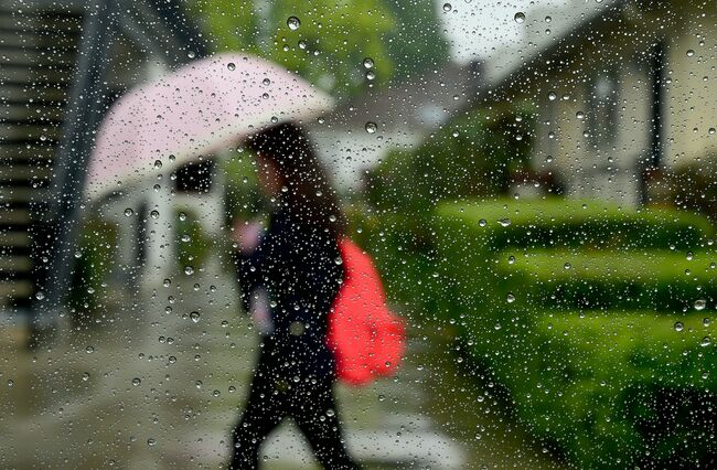 2019's First Winter Storm Brings Rain, Snow to Southland