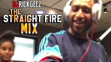 Rick Geez - STRAIGHT FIRE MIX 1-5-19