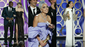 The Boxer Show - Golden Globe Highlights: Winners, Who's Fiji Girl & More