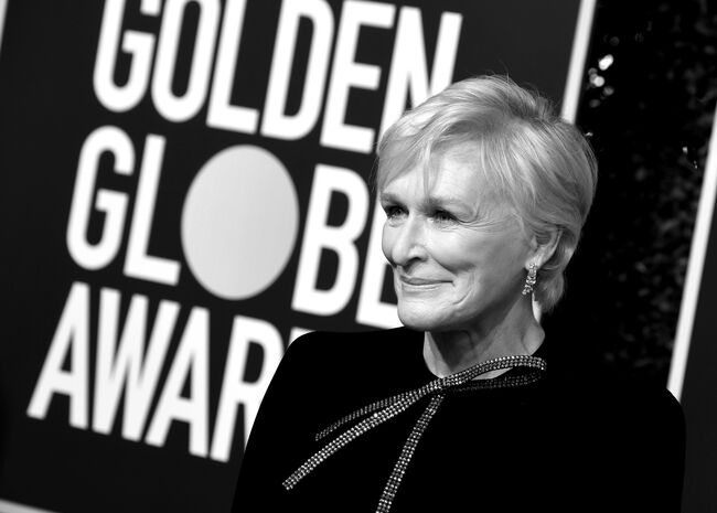 glenn close wins