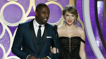 Amanda D - Taylor Swift Had Two Surprises At The 76th Golden Globes