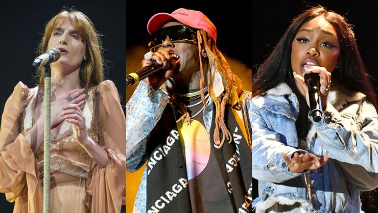 Governors Ball 2019 Lineup: SZA, Florence + The Machine & More Headlining