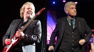 Jim Kerr Rock & Roll Morning Show - Styx's James Young Says He, Dennis DeYoung Were Competitors