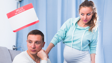 Weird, Odd and Bizarre News - Pregnant Woman Considers Divorcing Husband Over Baby Name He Chose
