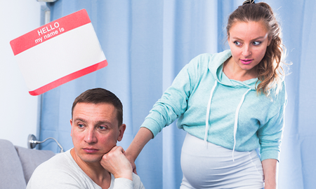 Weird News - Pregnant Woman Considers Divorcing Husband Over Baby Name He Chose