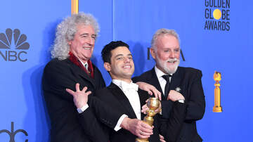 Chuck Nowlin - Golden Globe Winner Rami Malek Talks About Honoring Freddie Mercury