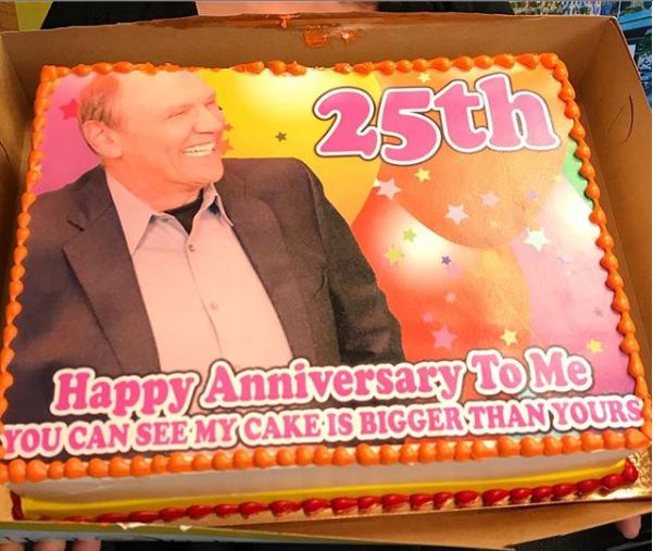 Bill Handel celebrates 25 years on KFI
