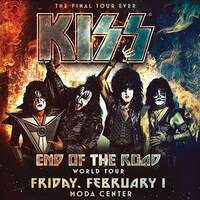 Enter To Win A Pair Of Tickets To See KISS at Moda Center February 1st!