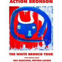 Enter To Win A Pair Of Tickets To See Action Bronson at Roseland March 9th!
