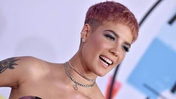 Jesse Lozano - Halsey's 'Without Me' Tops Billboard Hot 100