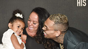 Ani - Chris Brown's Mom  Looks Amazing In Her New Photoshoot