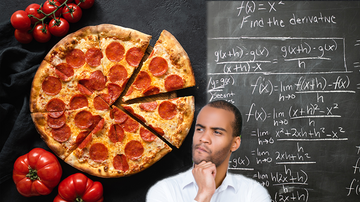 Weird News - Math Proves 1 18-Inch Pizza Is Bigger Than 2 12-Inch Ones & We're All Shook