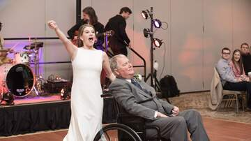 Teri Ann - Father Daughter Dance Goes Viral For Right Reasons! LOVE!