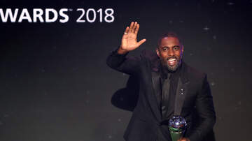Mike Evans - There's talk about Idris being James Bond again
