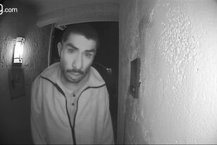 California Man Caught Licking Family's Doorbell on Ring Camera