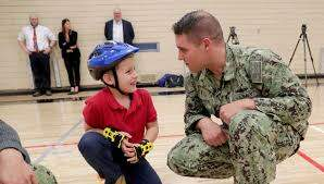 Your Morning Show - Military Dad Surprises Son