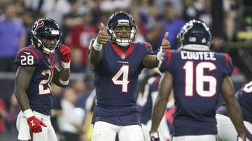 Koch and Kalu - Pat Starr Updates Us On The State Of The Texans