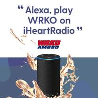 Alexa, Play WRKO on iHeartRadio