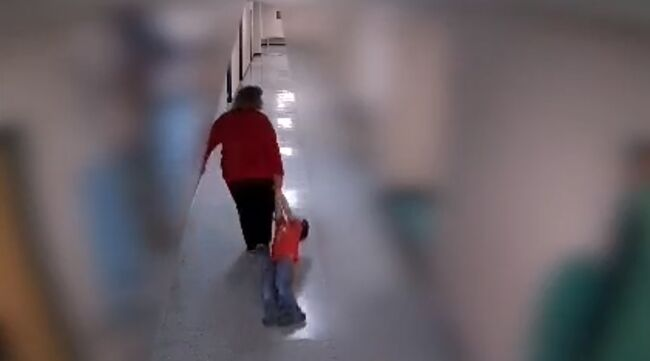 Kentucky teacher seen dragging student fired