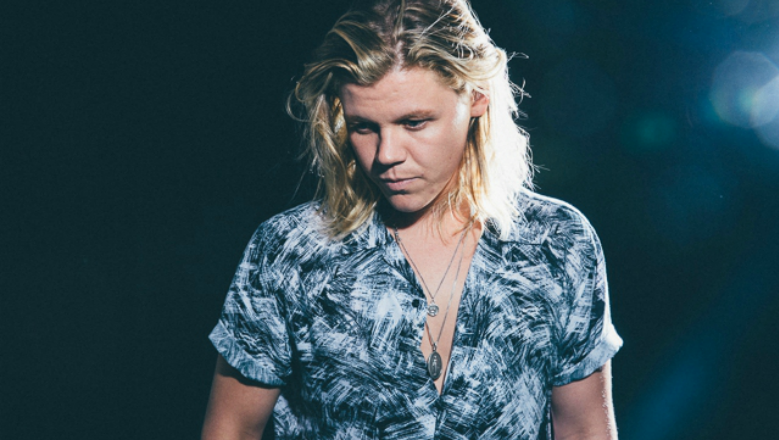 Conrad Sewell Talks Rising Fame In A Conversation Close To Home