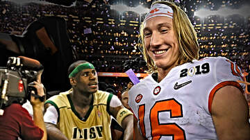 Outkick The Coverage with Clay Travis - Is Trevor Lawrence the Next LeBron?