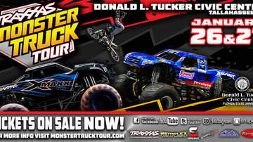 None - TRAXXAS MONSTER TRUCK TOUR 2019