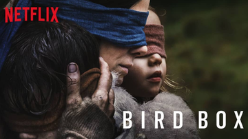 Battle - What The Bird Box Creatures Actually Look Like