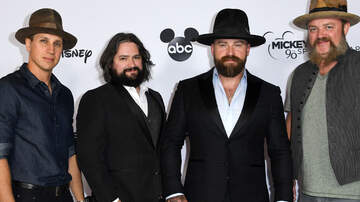 CMT Cody Alan - Zac Brown Band To Headline INDY 500's Legends Day Concert