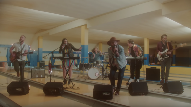 The Strumbellas Show Off Fancy Footwork In New Video For 'Salvation'