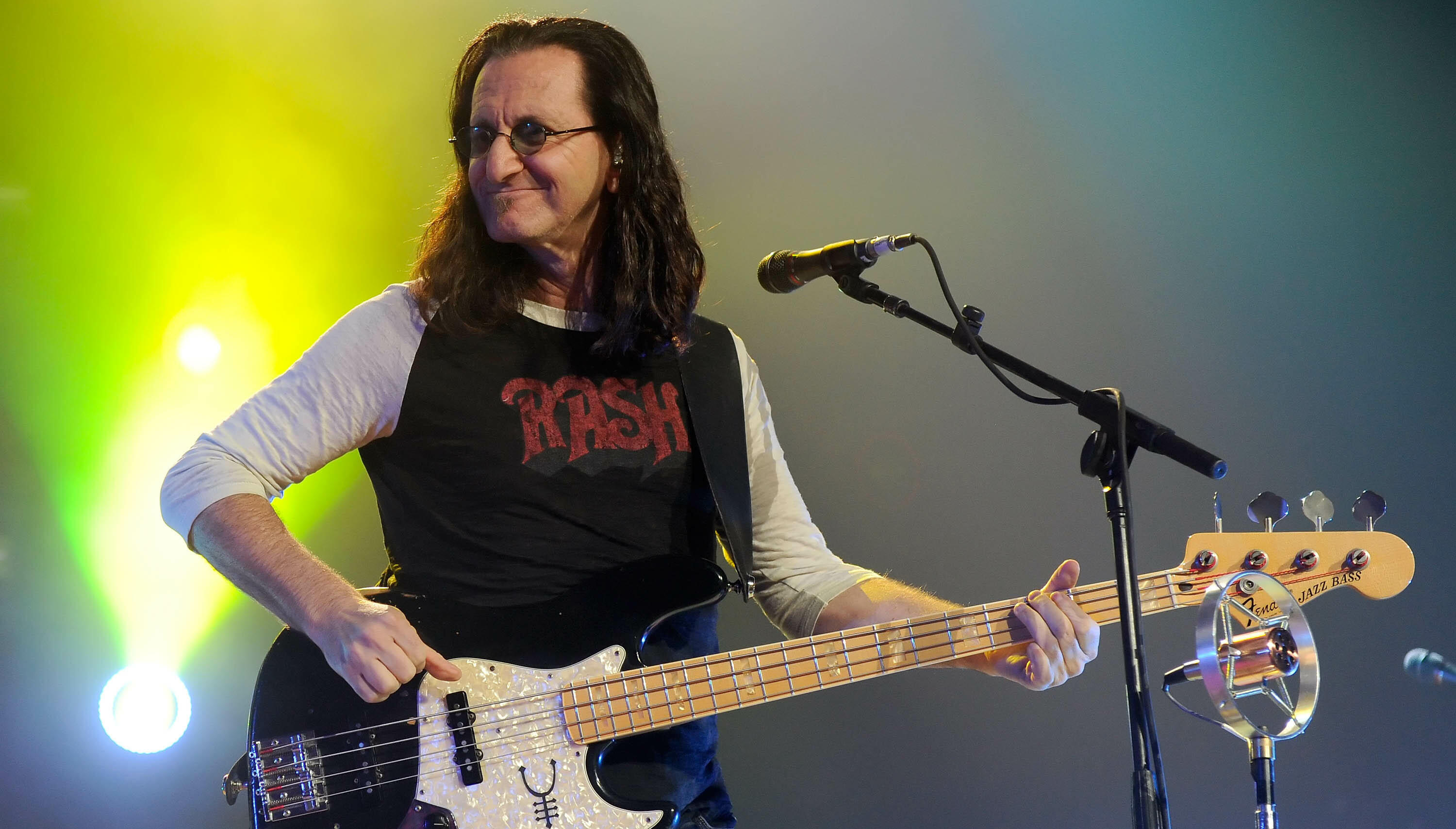Geddy Lee Reveals the Most-Prized Guitars in His Collection